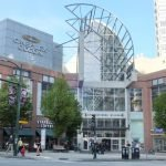 International village mall in Gastown